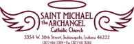 saint michael logo